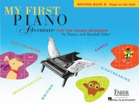 My First Piano Adventure