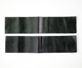 Bow Lapping-Black Leather 300x70mm