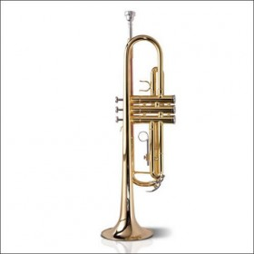B FLAT TRUMPET OUTFIT TR10