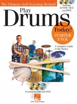 Play Drums Today! �_ Starter Pack