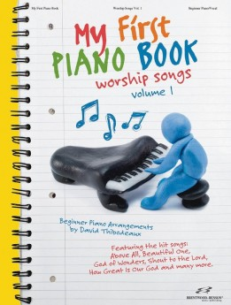 My First Piano Book V1 Worship Songs (O/P)