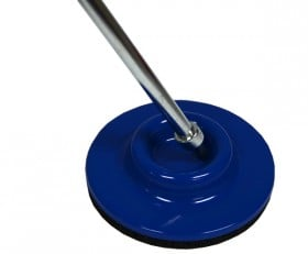 Cello Endpin Holder by Slipstop -Blue