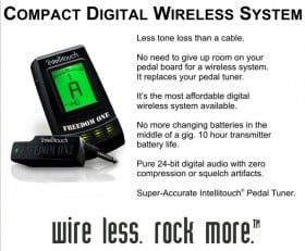 Intellitouch WT-1 Freedom One Wireless
