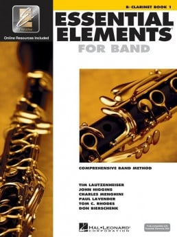 Essential Elements for Band - Book 1 with EEi