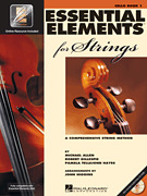 ESSENTIAL ELEMENTS FOR STRINGS Book 1 CELLO EEI