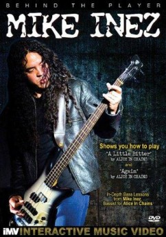 BEHIND THE PLAYER MIKE INEZ DVD
