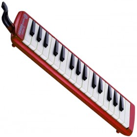 Hohner Student 32-Key Melodica in Red
