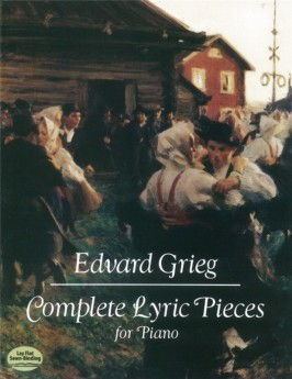 Grieg - Complete Lyric Pieces for Piano