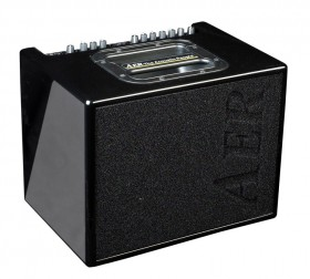 """AER """"Compact 60"""" Acoustic Instrument Amplifier in Black Gloss Finish (60 Watt)"""