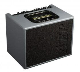 """AER """"Compact 60"""" Acoustic Instrument Amplifier in Grey Spatter Finish (60 Watt)"""