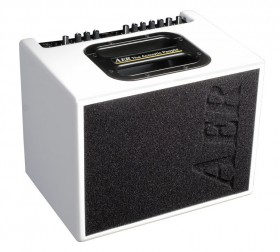 """AER """"Compact 60"""" Acoustic Instrument Amplifier in White Matte Finish (60 Watt)"""