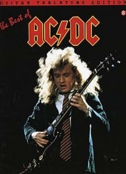 The Best Of Ac/Dc Guitar Tab Edition