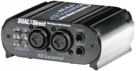 ART DUAL CHANNEL ACTIVE DIRECT BOX