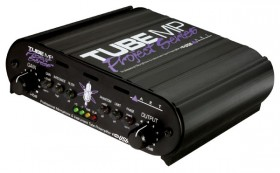 TUBE MIC PREAMP W/ LIMITER AND SELECTABLE INPUT