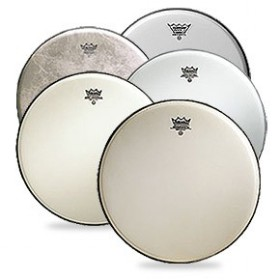 REMO 14 Inch Drum Head Coated Batter