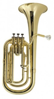 01-BE152-1-0 Besson Eb Tenor Horn Lacquer Finish
