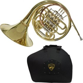 BALLED FRENCH HORN
