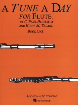 A TUNE A DAY FLUTE BK 1
