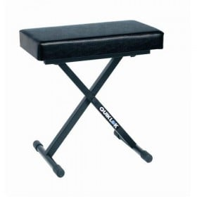BX718 DELUXE KEYBOARD BENCH EXTRA THICK CUSHION