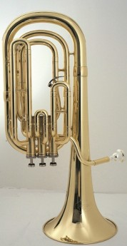 01-BE157-1-0 Besson Bb Baritone Horn Lacquer Finish