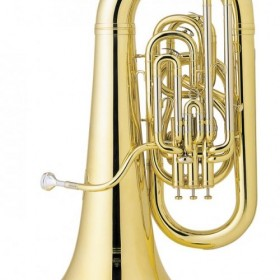01-13650 BE981-1 Besson Sovereign EEb Tuba Outfit Concert Model 4 Valves Compensating Lacquer