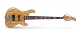 CORT GB4 2018 LIMITED EDITION 4 STRING BASS NAT