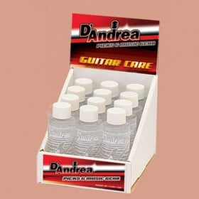 D'ANDREA String CLEANER/    LUBRICANT Each