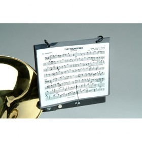 TROMBONE MARCHING LYRE CLAMP ON TYPE
