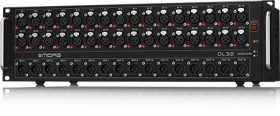 32 INPUT 16 OUTPUT STAGE BOX WITH 32 MIDAS MICRO
