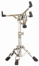 POWERBEAT Snare Drum Stand Chrome Plated Heavy Duty
