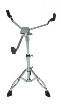 SNARE DRUM STAND DOUBLE BRACED CHROME