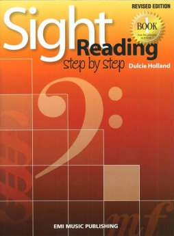 Sight Reading Step By Step Book 1