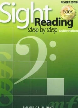 SIGHT READING STEP BY STEP BK 2