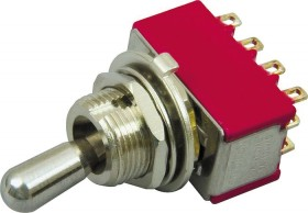 AMS Selector Switch 4Pdt