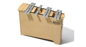 03-50305 Sonor Primary Line GBMP 2.1 Metallophone Chromatic Extension, 7 Bars
