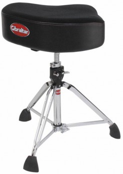Gibraltar 9600 Series Drum Throne with Oversized Motostyle Seat