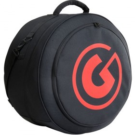 """Gibraltar Pro-Fit LX Snare Drum Bag with Cross-Cut Zipper - 14 x 6.5"""""""