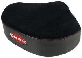 Gibraltar 9600 Series Oversized Motostyle Drum Throne Seat Only