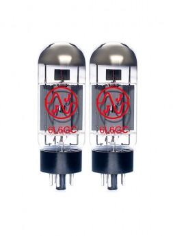 JJ Electronic 6L6 Power Tubes (Matched Pair)