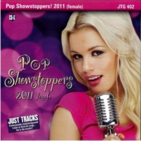 SING THE HITS POP SHOWSTOPPERS 2011 FEMALE JTG