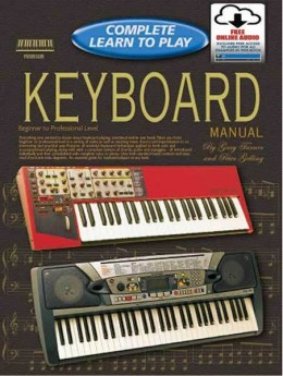Progressive Complete Learn To Play Keyboard Book/Online Audio