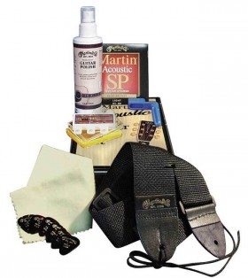 Martin Acoustic Guitar Maintainence and Care Kit