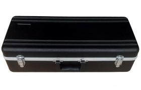 MBT ABS Alto Saxophone Case with Padded Black Interior