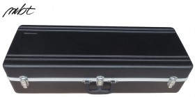 MBT ABS Tenor Sax Case with Padded Black Interior
