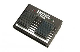 DOUBLE FOOT SWITCH A-B DUAL-ON/OFF