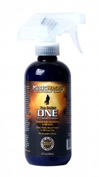 Music Nomad The Guitar One 12oz. Tech Size - All in 1 Cleaner, Polish & Wax