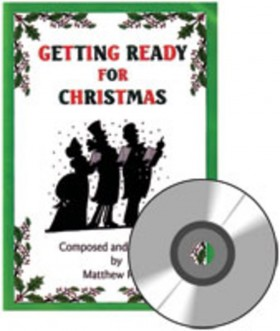 GETTING READY FOR CHRISTMAS BK/CD