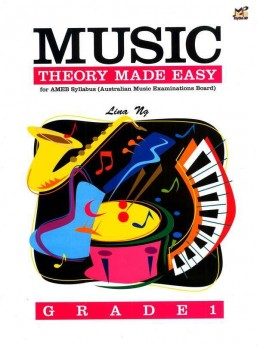 MUSIC THEORY MADE EASY GR 1