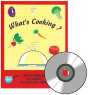 WHATS COOKING BK/CD