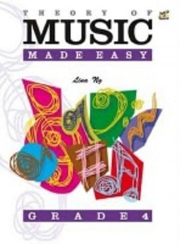 Theory Of Music Made Easy Gr 4